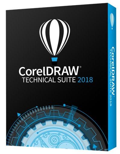 CorelDraw Technical Suite 2018 v20.1.0.70