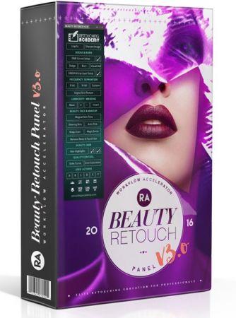 RA.Beauty Retouch Panel v3.2