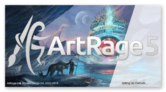 download Ambient Design ArtRage v5.0.8 Multilingual