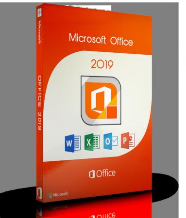 Microsoft Office Pro Plus 2019 v.16.08 + Visio Pro + Project Pro