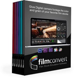 FilmConvert Pro. After Effects & Pre Pro v2.39