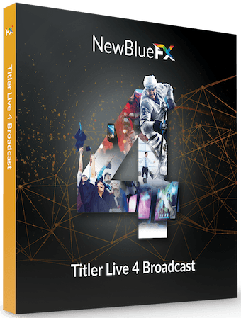 Newblue Titler Live 4 Broadcast v4.0 Build 180725 (x64)