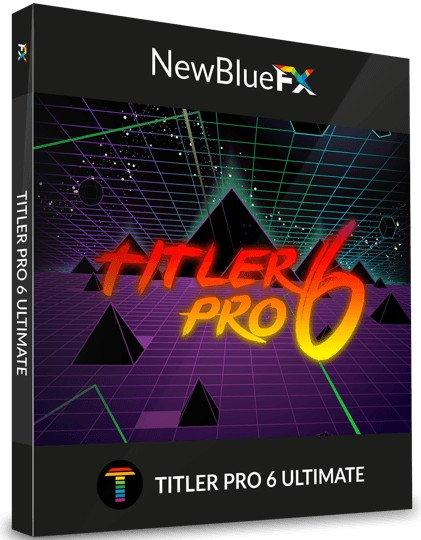 NewBlueFX Titler Pro v6.0.180719 (x64) Ultimate
