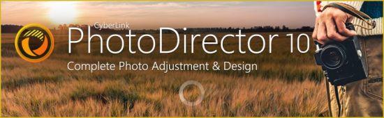 CyberLink PhotoDirector Ultra v10.0.2022.0