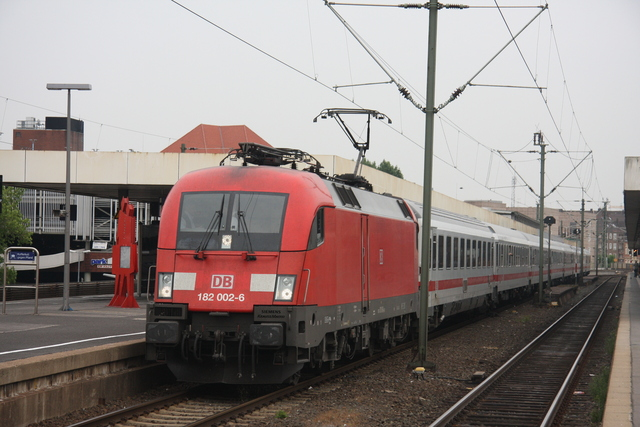 182 002-6 Hannover Hbf