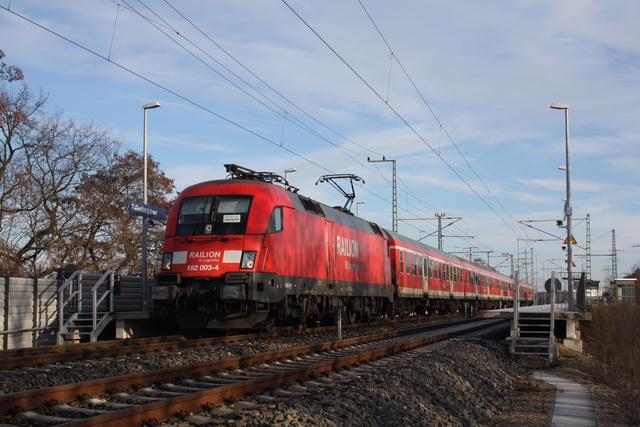 182 003-4 Railion DB Logistics Falkenberg (Elster)