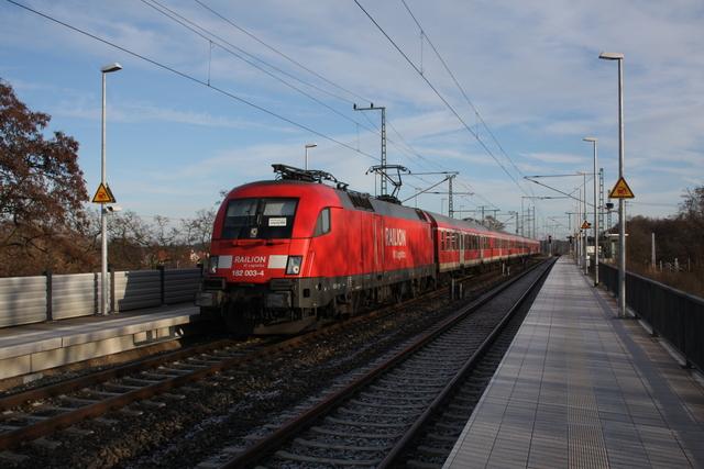 182 003-4 Railion DB Logistics Falkenberg