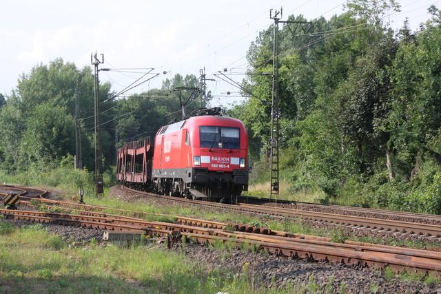 182 003-4 Railion DB Logsitics Wunstorf West