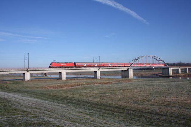 182 003-4 Torgau Elbebrücke