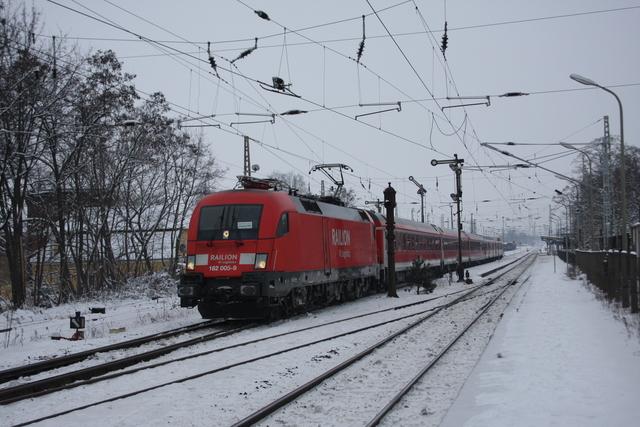 182 005-9 Finsterwalde Niederlausitz