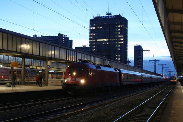 182 011-7 Essen Hbf