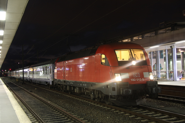 182 012-5 Hannover Hbf