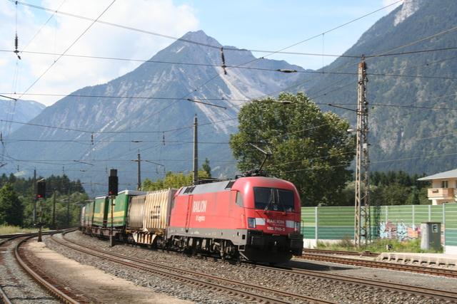 182 018-2 Railion DB Logistics Brixlegg