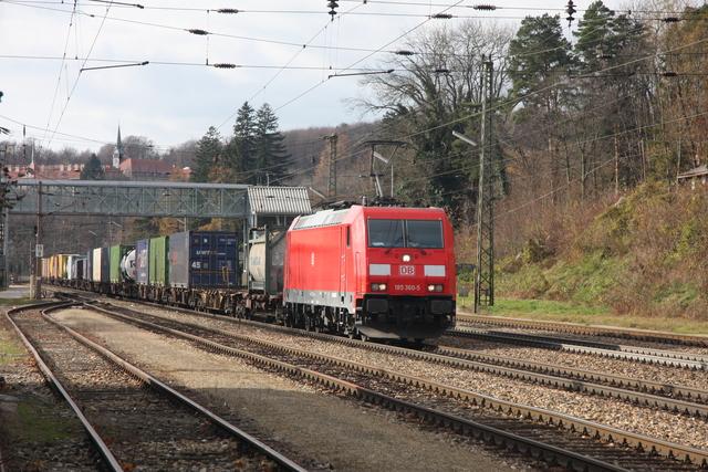 185 360-5 Tullnerbach-Pressbaum