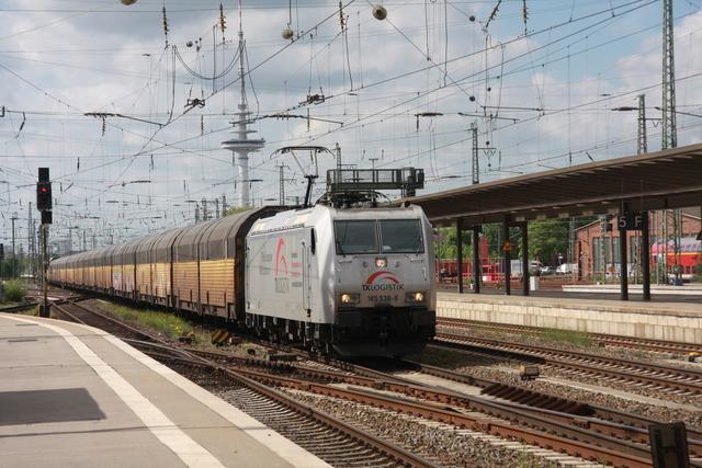 185 538-6 Bremen Hbf