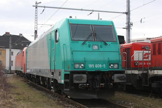 185 609-5 Salzburg BW