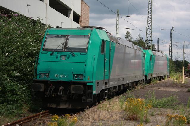 185 611-1 Krefeld Hbf