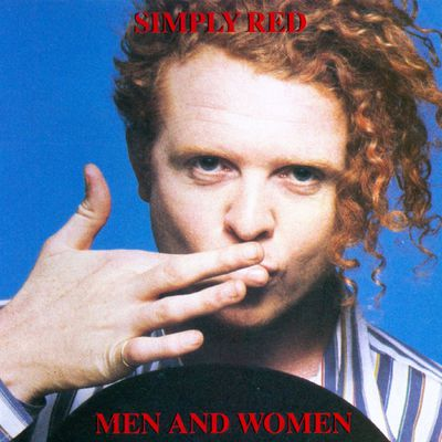 Simply Red - Men And Women (1987).Mp3 - 320Kbps