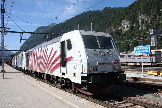 185 666-5 Brennero-Brenner