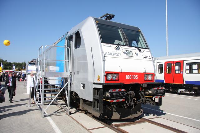 186 105 I-RTC Innotrans Berlin