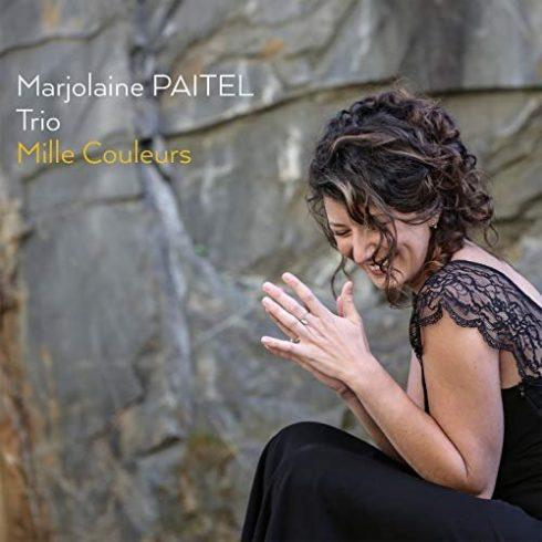 Marjolaine Paitel Trio – Mille couleurs (2018)