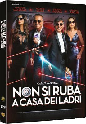 Non Si Ruba A Casa Dei Ladri (2016) .avi DVDRip AC3 - ITA