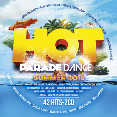 Hot Parade Dance Summer 2018 (2018) .mp3 - 320 Kbps