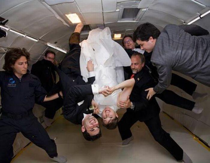Najdziwniejsze śluby #3 16