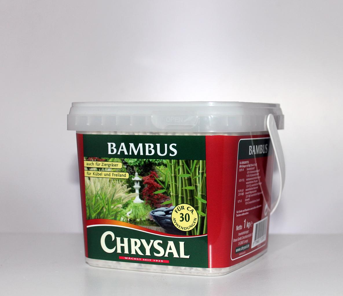chrysal bambusd nger ziergr serd nger 1 kg ebay. Black Bedroom Furniture Sets. Home Design Ideas