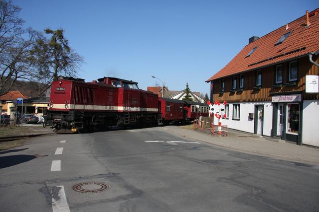199 861-6 Wernigerode Hasselfelde