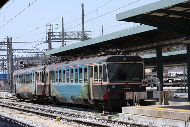19 ALe 80.04 FG Bari Centrale