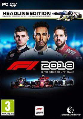 [PC] F1 2018 - Headline Edition (2018)