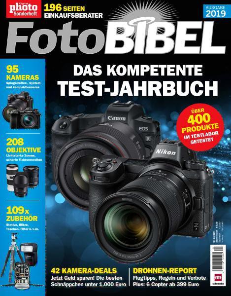 Digital Photo Magazin Sonderheft FotoBibel No 01 2019