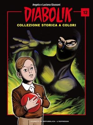 Diabolik - Collezione Storica a Colori 12 (09/2017)