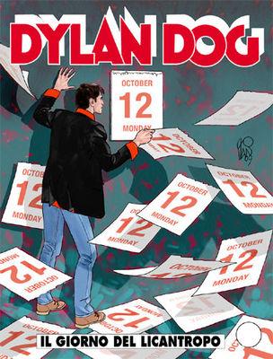 Dylan Dog - Volume 277 - Il giorno del licantropo (2009) (edit definitivo)