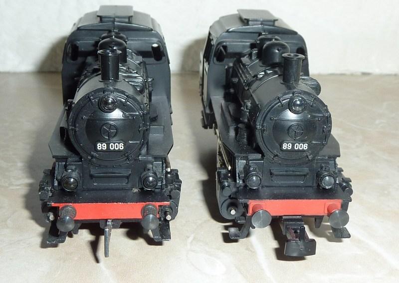 Märklin CM800/3000 Br89 1axxo6