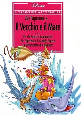 I Classici della Letteratura Disney - Volume 26 - Zio Paperone e ... Il Vecchio e il Mare (2006)