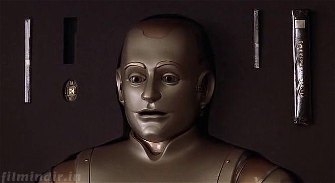 Robot Adam Ekran Görüntüsü 2