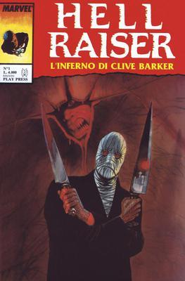 Hell Raiser 01 - L'inferno di Clive Barker (01/1990)