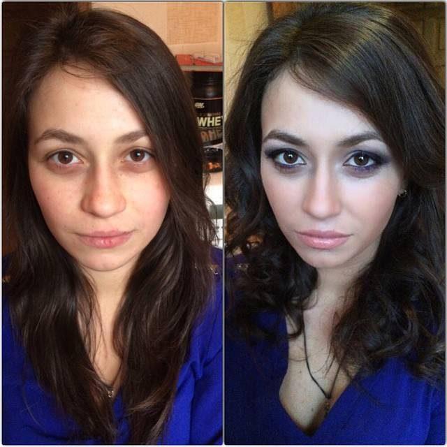 Makijaż robi różnicę 14