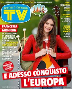 TV Sorrisi E Canzoni N.20 - 14 Maggio 2016 - ITA