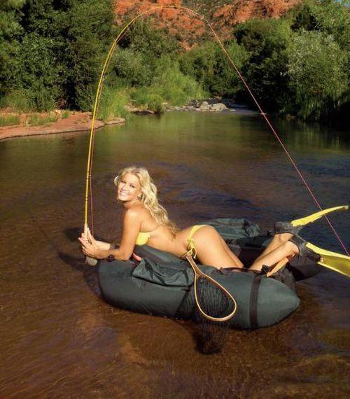 Dziewczyny na rybach 23