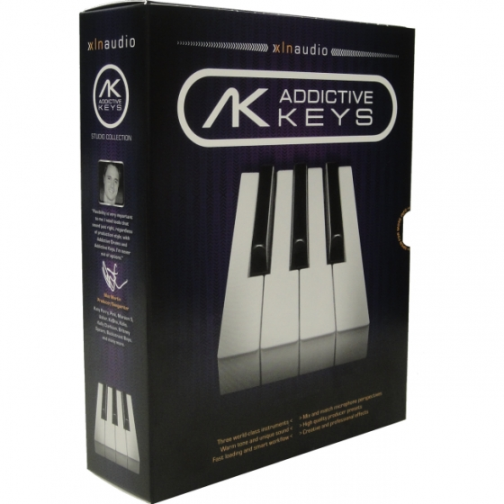 Xln audio addictive drums v1.1.1 keygen only air