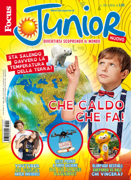 Focus Junior - Agosto 2016