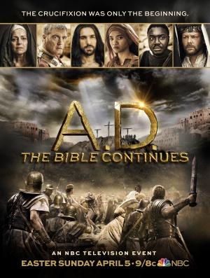 A.D. La Bibbia continua - Stagione 1 (2015) (Completa) HDTVRip ITA AC3 Avi
