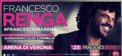 Renga Franceco in Arena Concerto (2015) HDTVRip 720P ITA AC3 x264 mkv