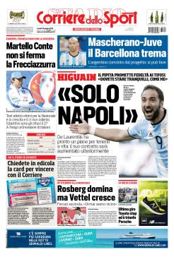 Il Corriere dello Sport - 20-06-2016