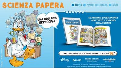 Scienza Papera - Raccolta Completa [30/30] [PDF]