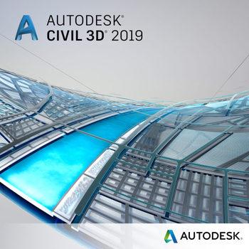 Autodesk AutoCAD Civil 3D 2019.1 - ITA