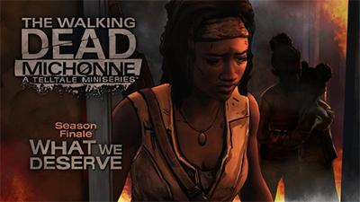 [PC] The Walking Dead: Michonne - Episode 3 (2016) Multi - FULL ENG